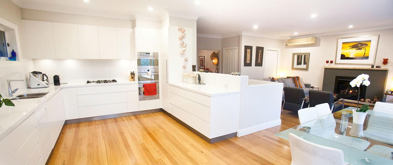 Project Castlecrag Addition Kitchen